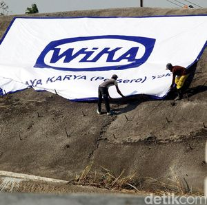 Perusahaan Prancis Gandeng Wika Produksi Rangka Baja di Tangerang
