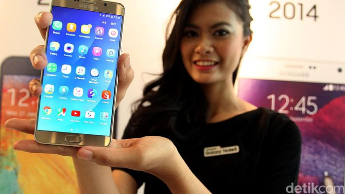 Galaxy Note 5 & S6 Edge+ Lepas Landas