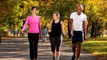 Studi: Orang yang Jalannya Cepat, Hidupnya Lebih Panjang