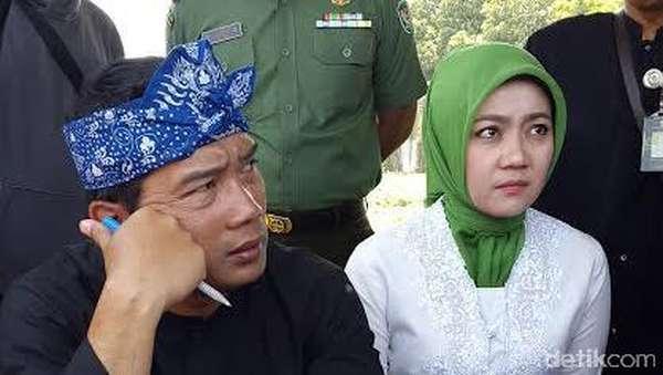 Ditanya Soal IPDN, Ridwan Kamil: No Comment Ah, Bahaya!
