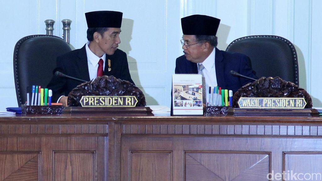 4 Tahun Jokowi-JK dan Realisasi Nawa Cita