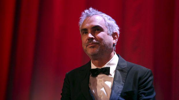 Sutradara Film Asal Meksiko, Alfonso Cuaron.