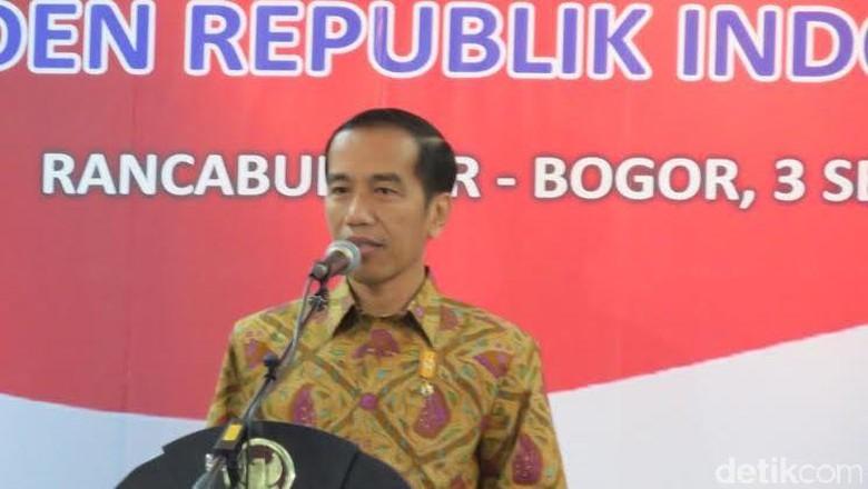 Jokowi: Saya Sebagai Presiden Harus Punya Ideologi Jelas