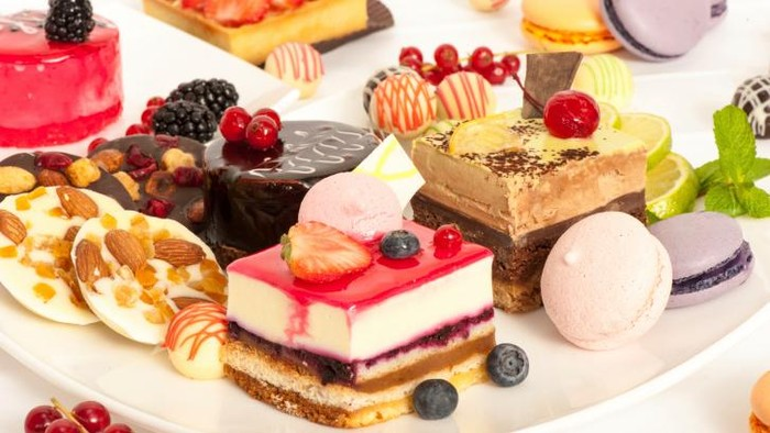 Ilustrasi kecanduan makanan manis. Foto: thinkstock