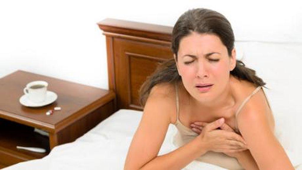 Berkaca dari Sridevi, Ini Tanda Serangan Jantung yang Wajib Wanita Tahu