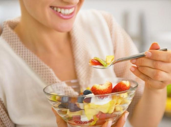 Karbohidrat saat berdiet