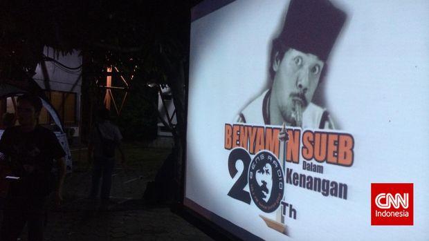 Bens Radio, salah satu warisan Benyamin Sueb untuk melestarikan kebudayaan Betawi.