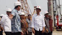 Jokowi Sentil Ahok: LRT Jabodetabek Sudah Mulai, Jakarta Belum