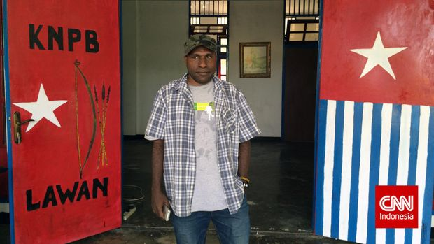 KNPB Bantah Deklarasi Kemerdekaan Papua, 44 Aktivis Ditahan