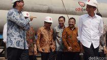 Disentil Jokowi karena Proyek LRT Belum Mulai, Ahok: Dari Dulu Sering Ditegur