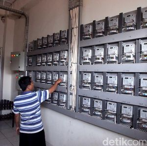 Melihat Lagi Rencana Jokowi Gratiskan Tagihan Listrik 3 Bulan
