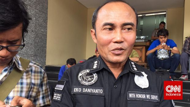 a Kombes Eko Daniyanto