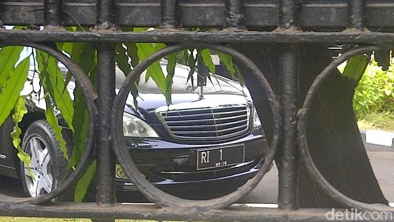 Mobil Kepresidenan Jokowi Sudah Beberapa Kali Mogok di Jalan