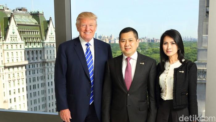 Kerjasama Hary Tanoe dan Trump