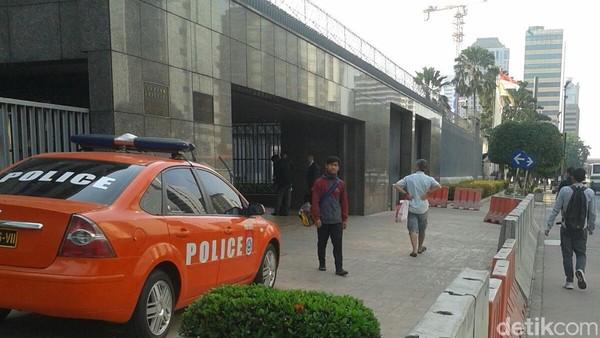Sementara itu, Kedutaan Jepang di Jakarta menjelaskan soal evakuasi warga Jepang dari Indonesia menggunakan pesawat khusus hari ini menyusul lonjakan kasus COVID-19. Ahmad Masaul/detikcom
