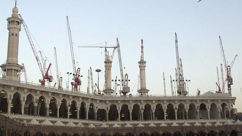 Korban Crane Roboh di Mekah Harap Pencairan Santunan Tak Lewat Perantara