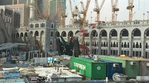 KBRI Riyadh Terima Cek Rp 85,1 M Santunan WNI Korban Crane dari Raja Salman