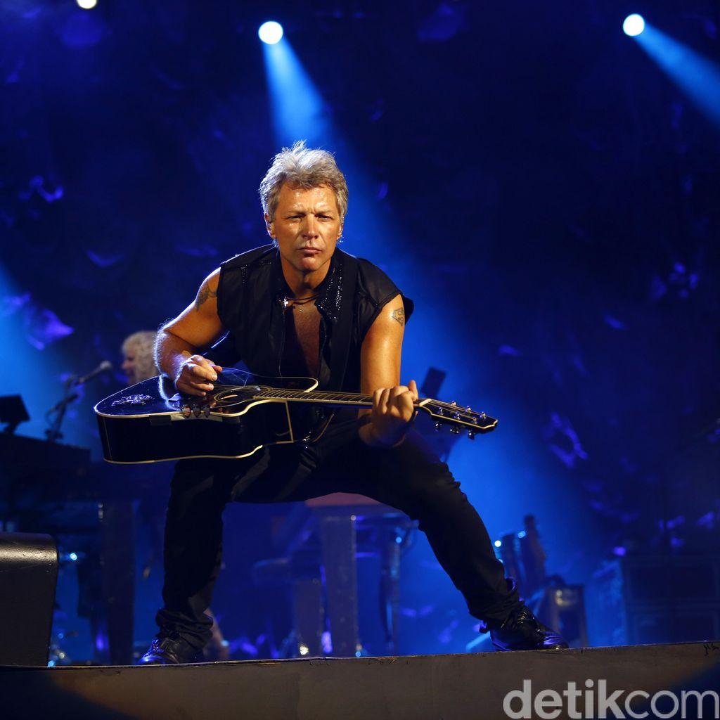 Naik Cruise Bareng Jon Bon Jovi Buat Generasi 90-an, Minat?