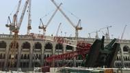 Kompensasi Korban Crane Jatuh di Mekah Belum Cair, Ini Sebabnya