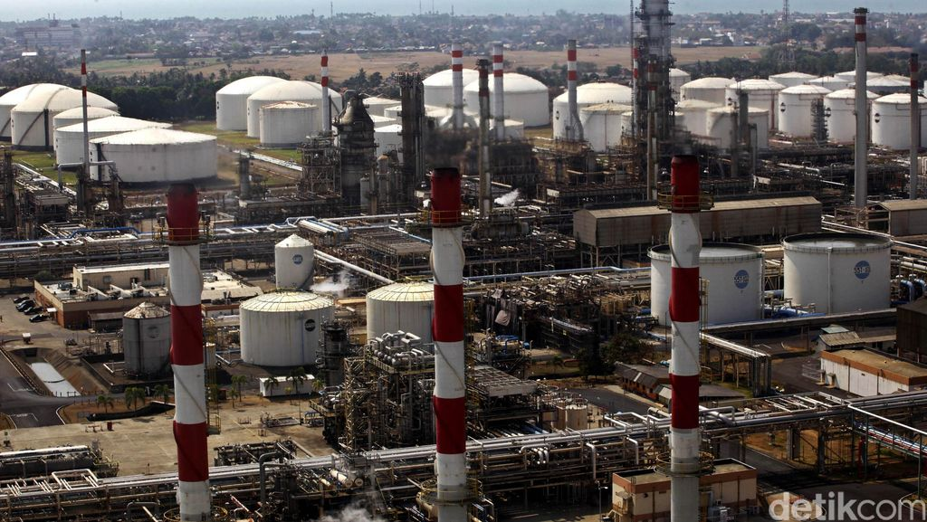 Insentif Pajak untuk Saudi Aramco Garap Kilang Cilacap Disiapkan