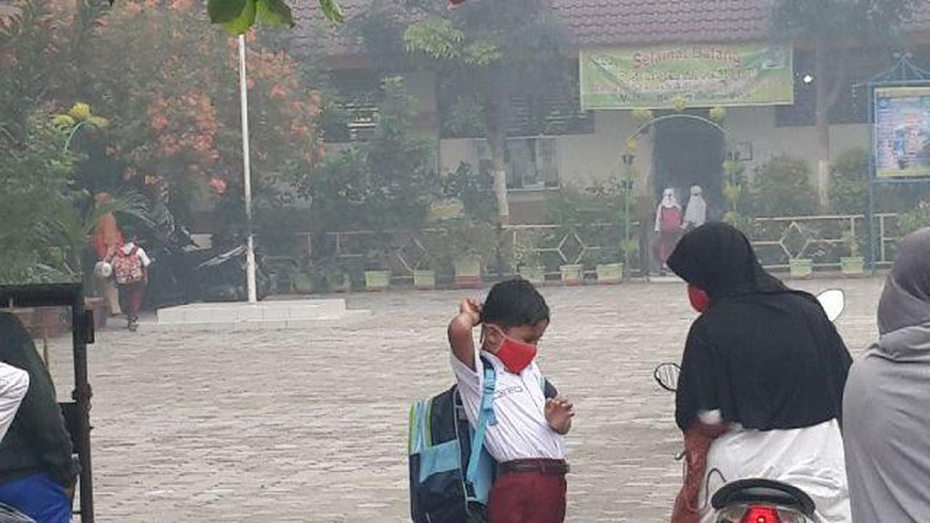 Hal-hal yang Bisa Dilakukan Ortu untuk Lindungi Anak dari Kabut Asap