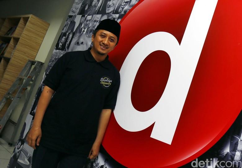 Rajin Selawat dan Sedekah, Yusuf Mansur Beli Mobil Hanya Rp 100 Ribu. Foto: Dikhy Sasra