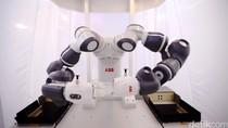 Robot Diprediksi Gusur 5% Tenaga Kerja China