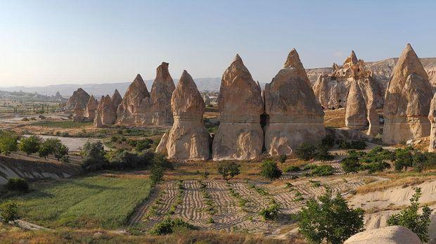 Destinasi Wisata yang Lebih Indah saat Bersalju