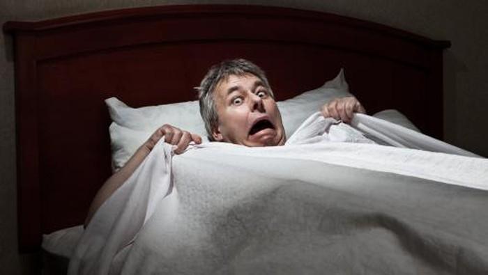 Ilustrasi ketindihan. Foto: thinkstock