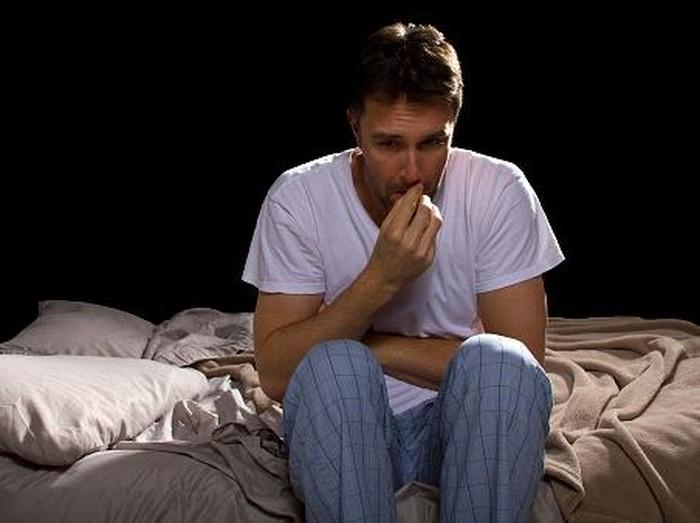 Tips menghentikan mimpi buruk yang terus menghantui/Foto: thinkstock