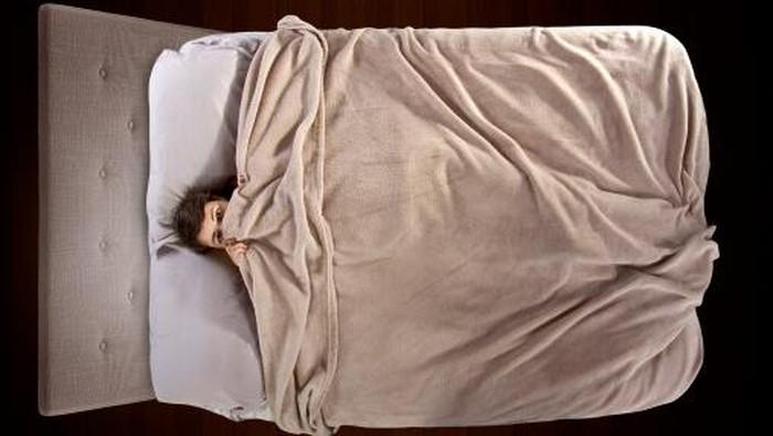 Ilustrasi sleep paralysis. (Foto: thinkstock)