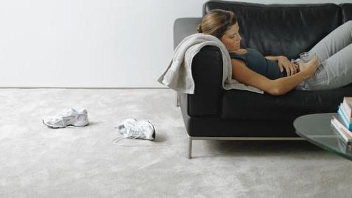 Mentang-mentang puasa jangan cuma malas-malasan di rumah. (Foto: Thinkstock)