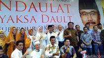 Elite PKS-Gerindra-Hanura Hadiri Deklarasi Dukungan Adhyaksa Jadi Cagub DKI