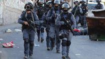 Polisi Israel BunuhSeorang Difabel Palestina yang Dicurigai Bawa Senjata