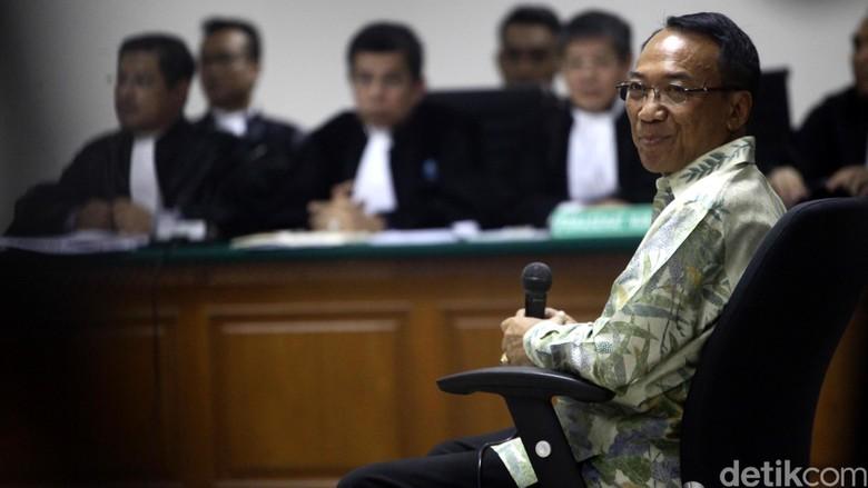 Jero Wacik Ajukan Wapres Jusuf Kalla Jadi Saksi Meringankan