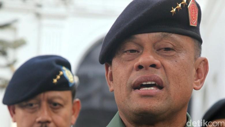 Soal Poros Maritim, Panglima: TNI Harus Punya Penginderaan dari Semua Sudut