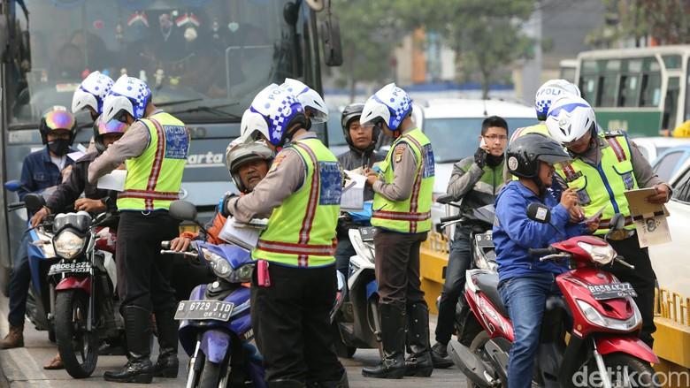Pelajar SMA Tercatat Paling Sering Melanggar Lalu Lintas di Jakarta