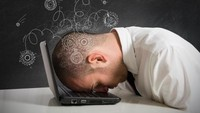 Stres Kerjaan Kantor, Pria Ini Sampai Kecanduan Porno dan Kena Stroke