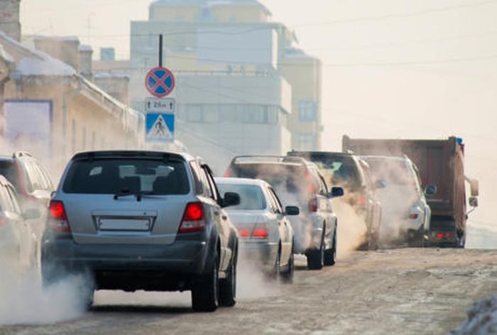 ilustrasi polusi udara