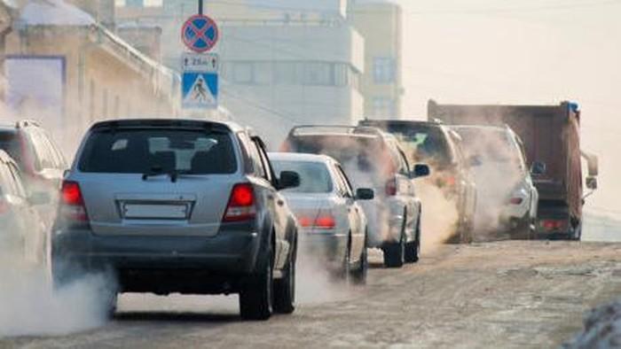 Polusi udara dapat menyebabkan demensia 20 persen. Foto: thinkstock