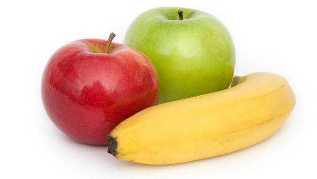 Apel dan pisang