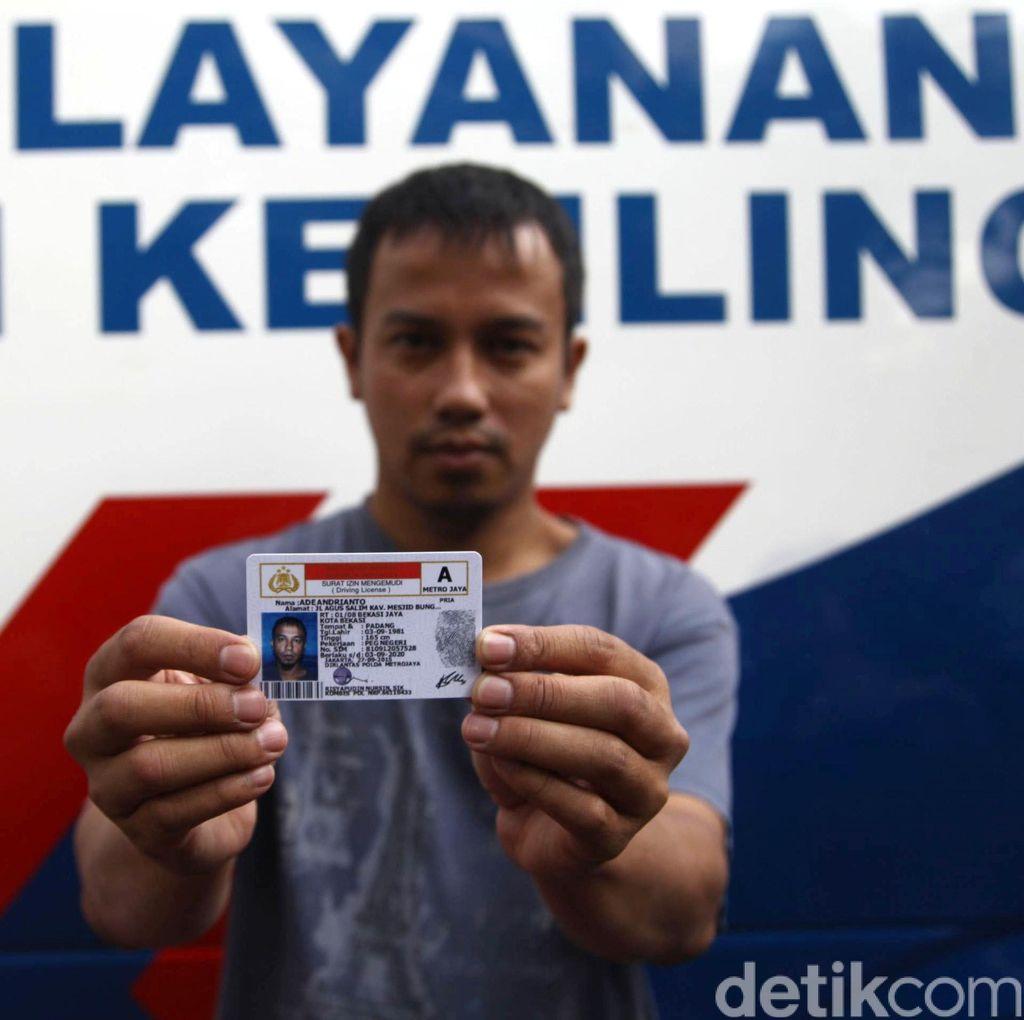 Warga Depok, Ada Perpanjangan SIM Gratis Buat yang Ultah 17 Agustus!