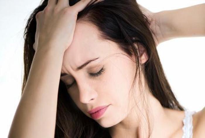 Sakit kepala juga bisa saja dialami orang yang memiliki herpes genital. (Foto: ilustrasi/thinkstock)