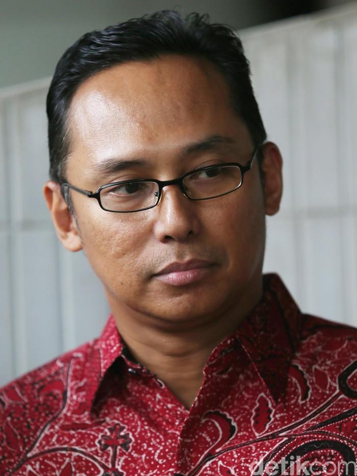 Politikus PDIP Nico Siahaan (Foto: Dikhy Sasra/detikcom)