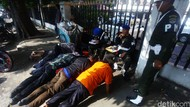 Terjaring Razia PSBB di Jakbar, Anggota Klub Motor Kedapatan Pesta Miras