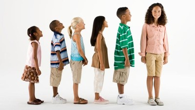 Cegah Stunting, Jangan Gampang Maklum Kalau Anak Kurus Ya, Bun