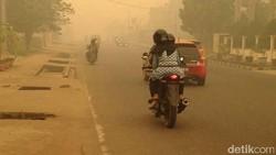 Ini Kekuatan Indonesia Padamkan Api di 6 Provinsi