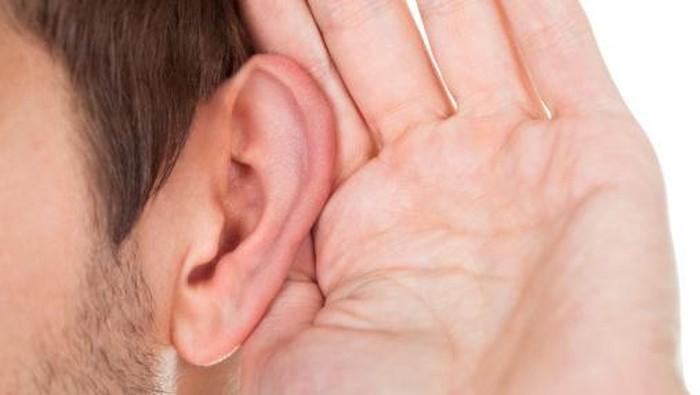 Tips membersihkan kotoran telinga. Foto: thinkstock