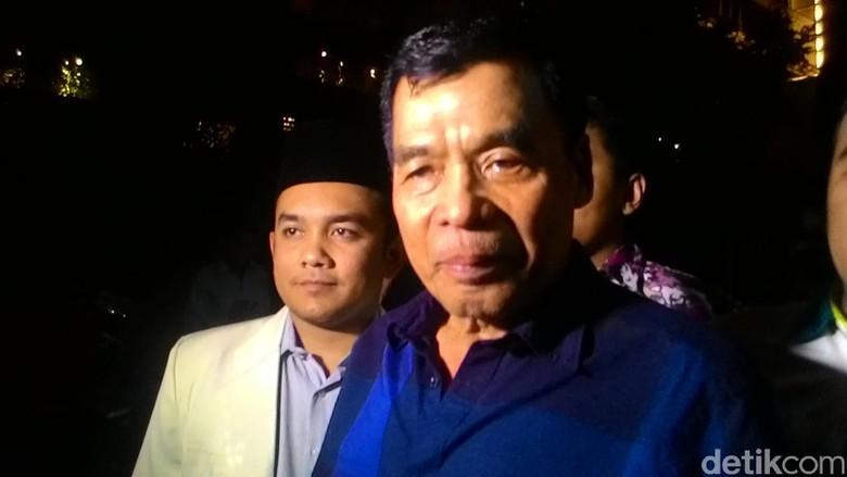 Muchdi PR yang Mbalelo Dibawa ke Tommy Soeharto