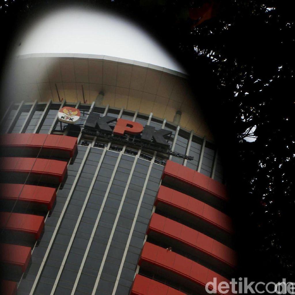 KPK: Duit Diamankan dari OTT Wali Kota Medan Rp 200 Juta